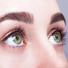 آرایش خود را با رنگ چشمانتان هماهنگ کنید