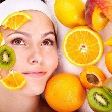 ماسک میوه برای انواع پوست