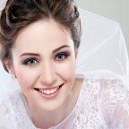 انواع فرم صورت برای مدل مو عروس