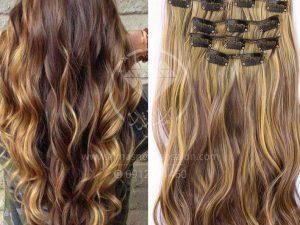 Hair-Extenshion