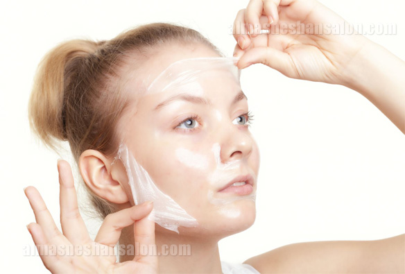 آموزش پوست (آرایش دائم صورت)