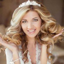 استفاده از اکستنشن مو در شینیون عروس
