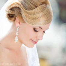 انواع مدل موهای مناسب برای عروس