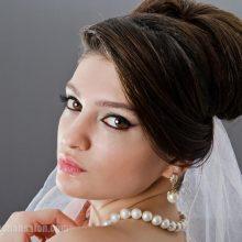 انتخاب بهترین رنگ مو برای عروس