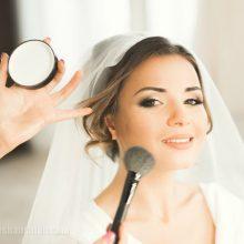 کاربرد هایلایتر صورت در آرایش عروس