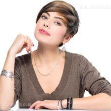جذاب ترین آرایش موی کوتاه زنانه ۲۰۱۹