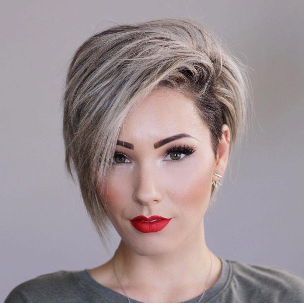 آرایش موی کوتاه