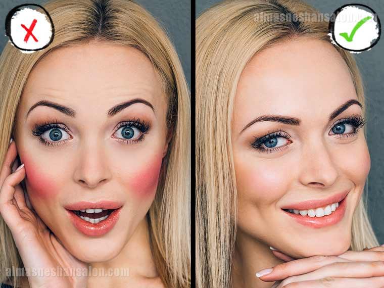 اشتباهات رایج در آرایش عروس
